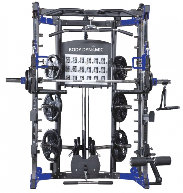 TO-S110 Multifunction Smith Machine 2