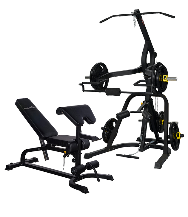 TO-L402 Leverage Machine With Isolateral Arms 2