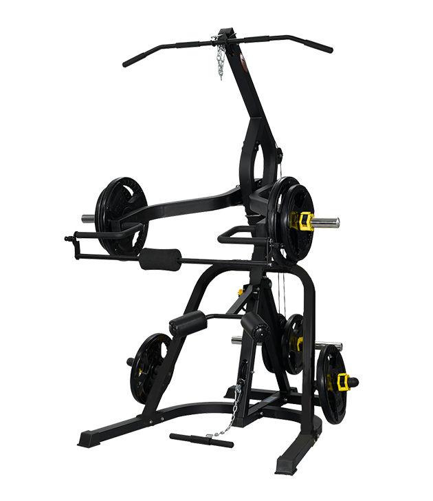 TO-L402 Leverage Machine With Isolateral Arms 1
